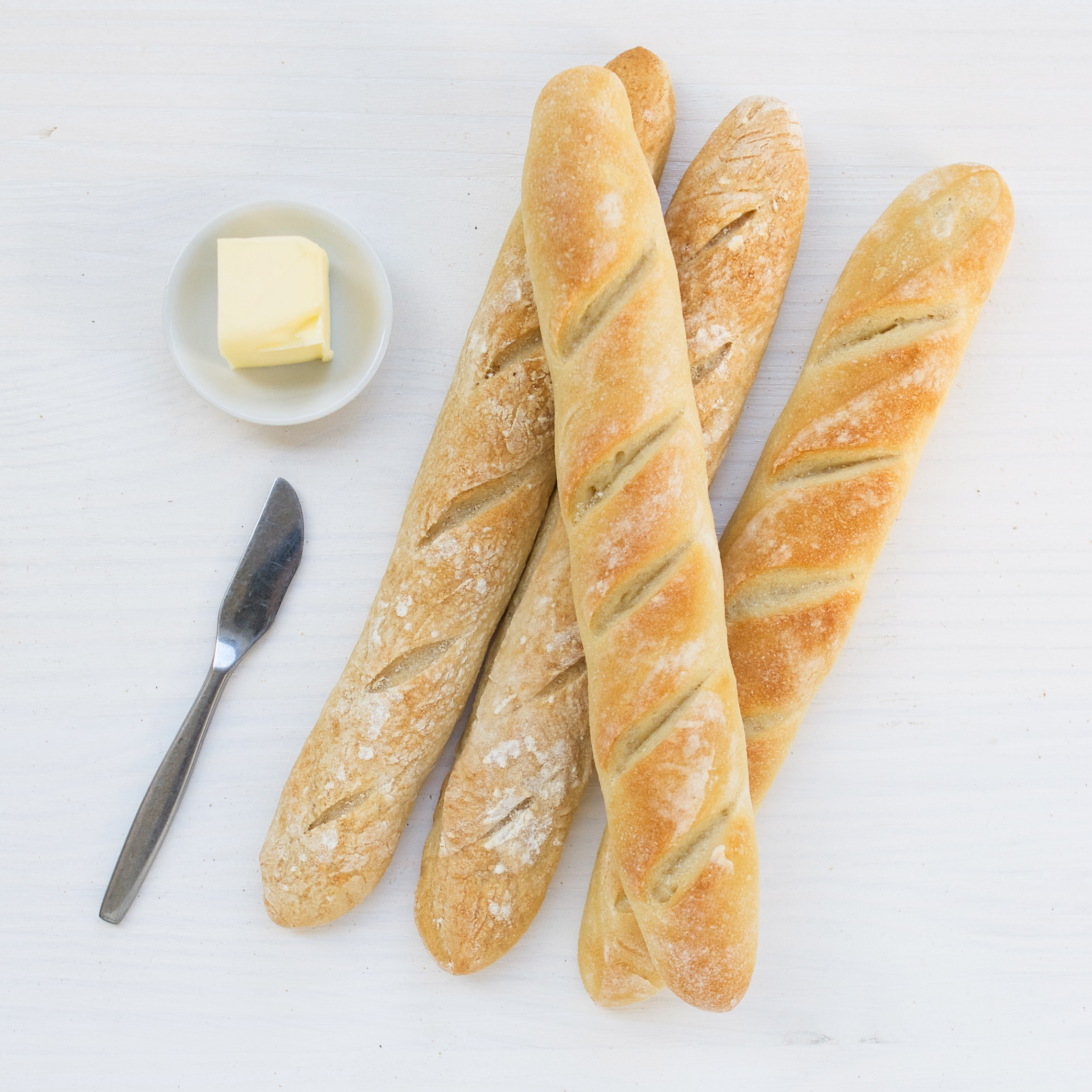baguettes-and-butter