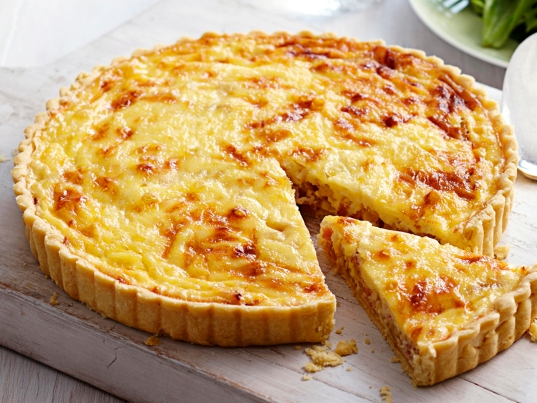 Your food - How to Cook Perfect... Quiche Lorraine